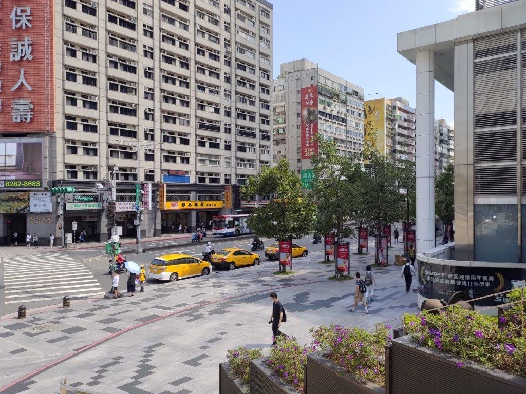 臺北市市府轉運站 圖一